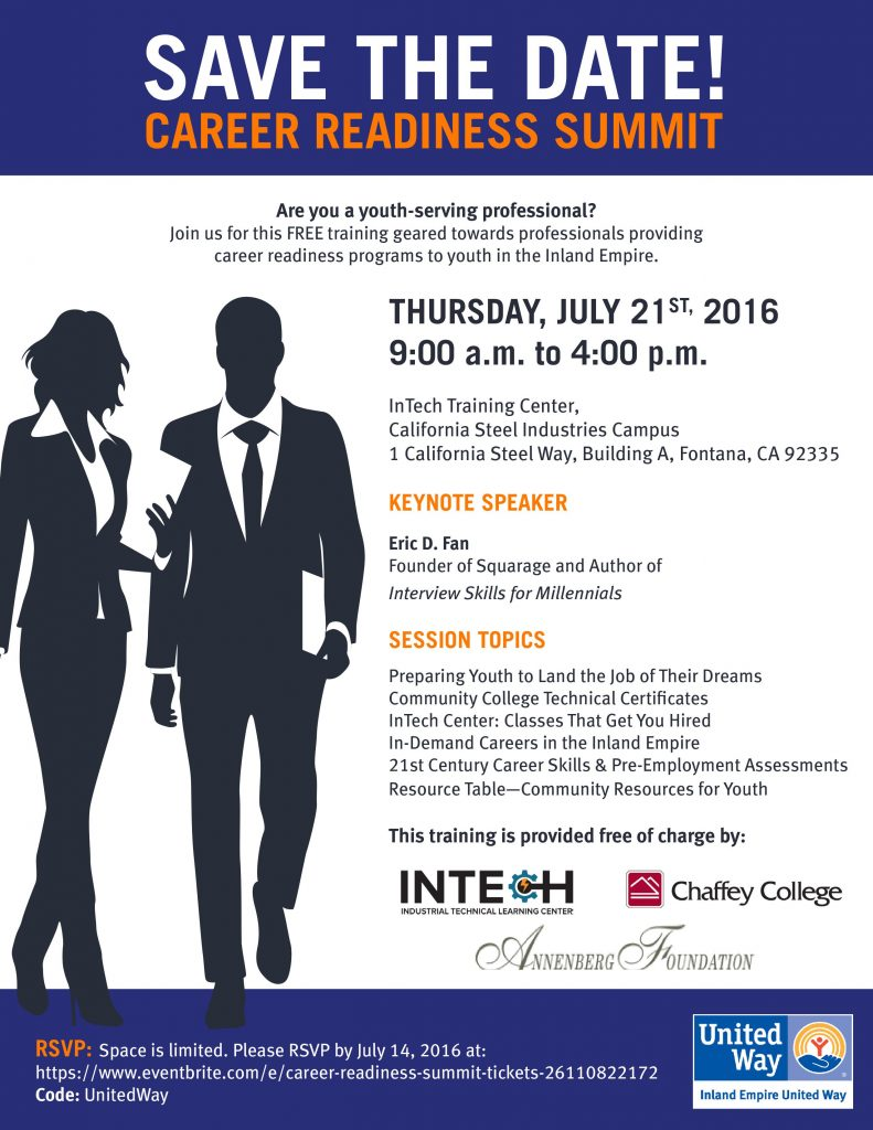 Squarage Keynote Speaker @Career Readiness Summit!