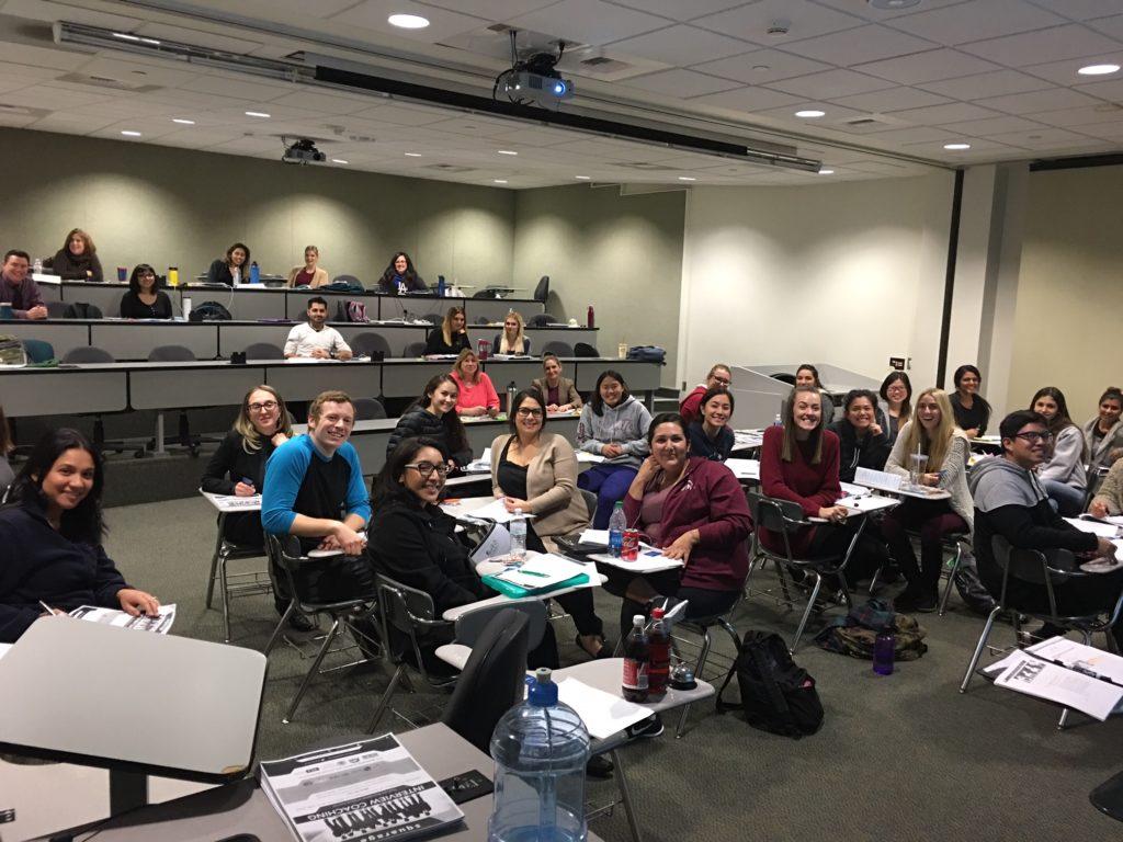 Glendale Community College Nursing Class!