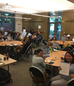 Squarage hosts Interview Skills Workshop at PCC!