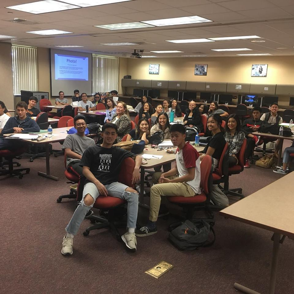 Squarage teaches at Southwestern College