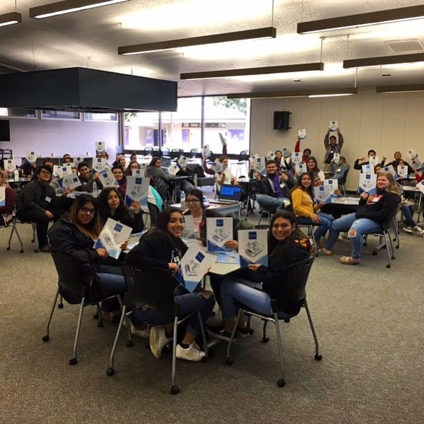 Student Workshop at Tokay HS!