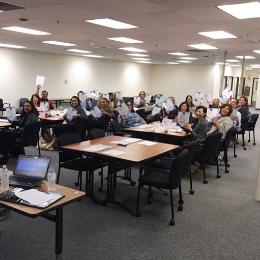 Professional Development at LA County Office of Education (LACOE)