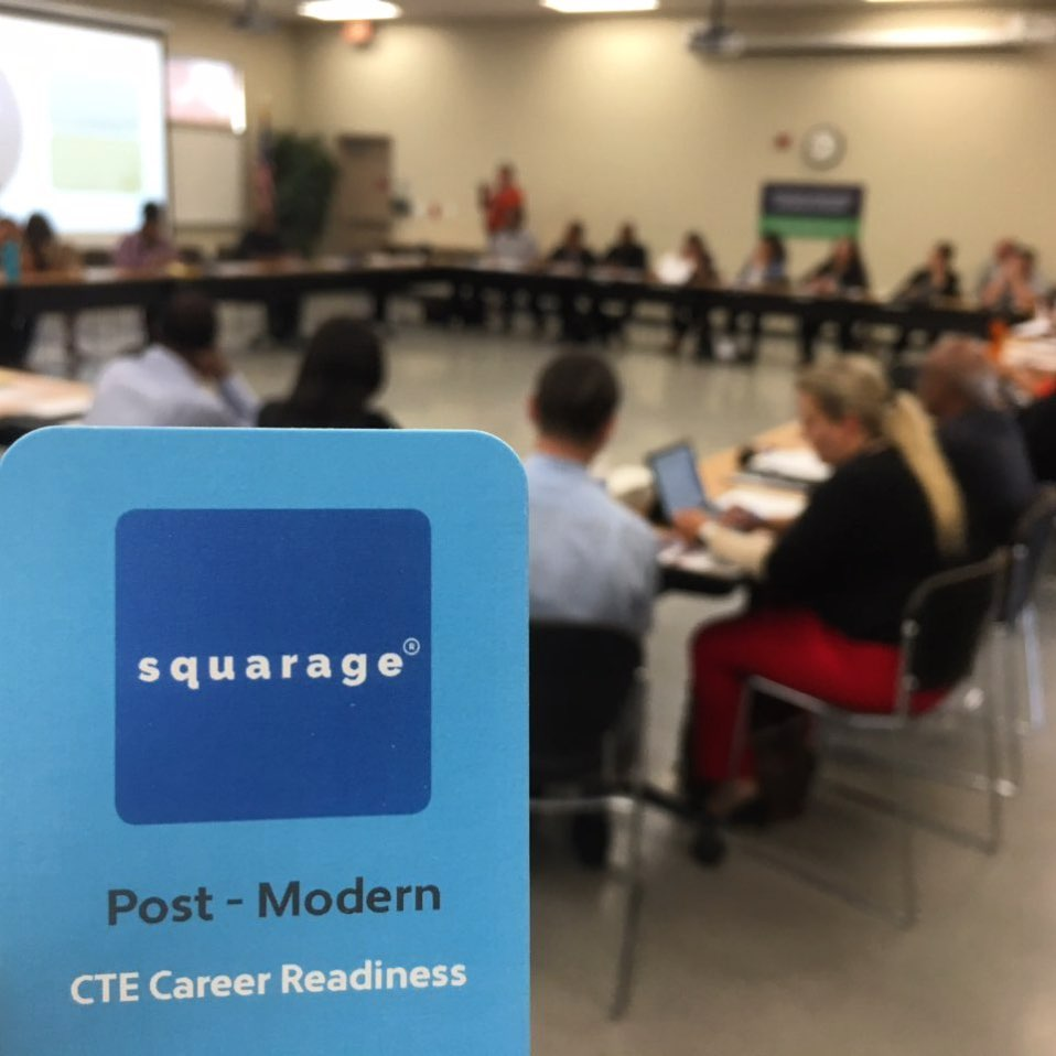Squarage Attends Reentry Event
