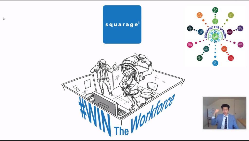 Squarage at K12 Conference 2021